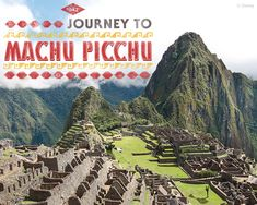 Is Machu Picchu on y