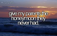 give back to my parents