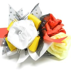 Bowdabra Bow Maker Tutorial--Rosette Boutique Hair Bow
