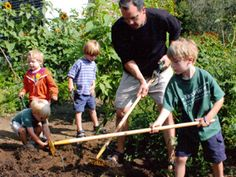 Summer Farm Camp for 4-11 year olds. Wiscasset Maine.