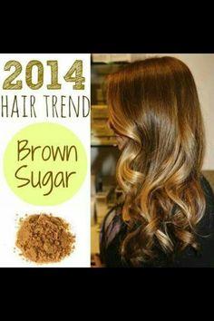 Hair Extensions Brown Sugar 121