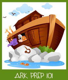Prepared NOT Scared!: Ark Prep 101 - Top 100 Items List!