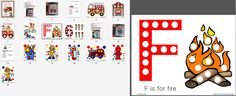 Fire Safety magnet sheets - 2 different templates. Adde to the Fire Safethy Theme on 1 - 2 - 3 Learn Curriculum. An on line annual curriculum membership. Created by a child care provider of 29 years. Please click on the picture to learn how to join and for free downloads. Thank you! Jean 1 - 2 - 3 Learn Curriculum