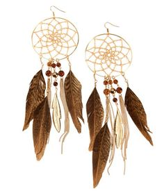 Dream Catcher Earrings ! | LUUUX