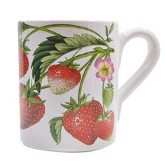 I pinned this Strawberry Mug from the Abbiamo Tutto event at Joss and Main!