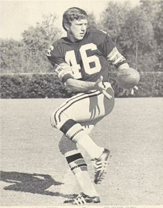 Danny Abramowicz was literally one of the last players taken in the 1967 draft from Xavier. Abramowicz beat all odds and made the team. He would lead the Saints in receiving every year from 1967 to 1971 and even led the NFL in receiving in 1969 when he had 73 catches. ( A team record that stood until broken by Tony Galbreath in 1979).