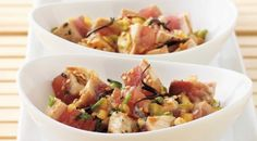 Grilled Ahi Poke Recipe from Weber's Way to Grill™ by Jamie Purviance