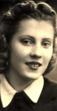 Irene Gut Opdyke - Polish Righteous Among the Nations (awarded in 1982) (hid many Jews) Click link for more information.