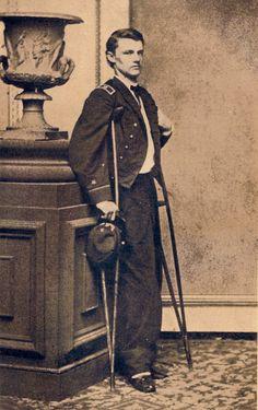 Robley Evanswas a veteran of the Civil War.
