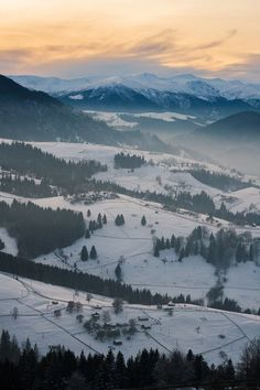 Carpathian mountings