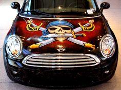 Pirate Mini by Robynn Sanders - Krop Creative Database