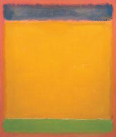 Whitney Museum Of American Art | Mark Rothko