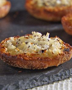 English Muffin Tid-Bits Recipe