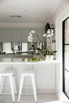 #home #white #kitchen