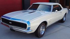 1967 Chevrolet Camaro   Mecum Auctions