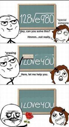 Nerd love.