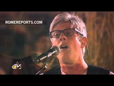 (Romereports.com)Musically speaking, one of the most moving moments of World Youth Day was marked by a Vigil in Rio's Copacabana beach. Grammy-nominated singer Matt Maher, sang on his knees during a Eucharistic Adoration ceremony, as millions of youths and the Pope prayed before the Blessed Sacrament.