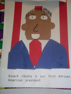 Mrs. Wood's Kindergarten Class: President's Day