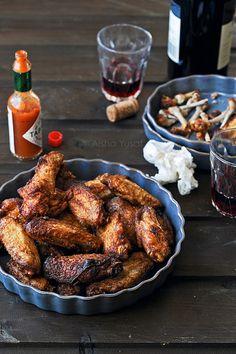Hot wings by aisha.yusaf