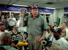 Holmgren turned Packers back into winners