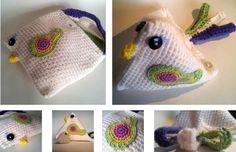 Mama Chicken 1 Mama Chicken Crochet Pattern