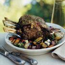 Whaaaat!?! Christmas roast on the grill! Slow-Smoked Rib Roast Recipe on williams-sonoma.com