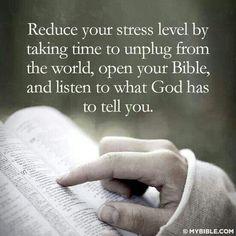 Amen! So true!