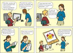 Formación y Competencias Digitales en pequeñas dosis: 10 Herramientas Web para generar cómics y animaciones