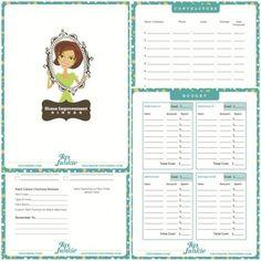 DIY Home improvement binder {free printable}