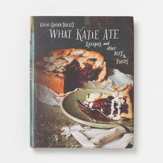 What Katie Ate Cookbook