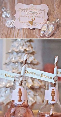 sugar plum fairy nutcracker party {loralee lewis}