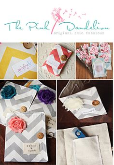 Pink Dandelion Handmade Gifts - Holiday Gift Ideas for Photographers. #photography