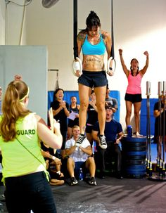 Goal: Muscle-Up #crossfit