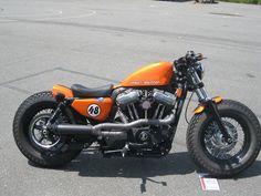 Custom Harley 48