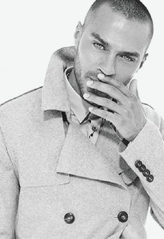 Ouch! My jaw just hit the floor... thanks, Jesse Williams.