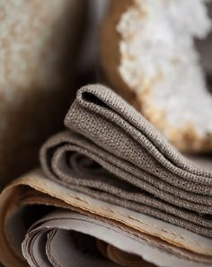 burlap, color schemes, colors, breads, textil, fiber, dots, vintage linen, canvases