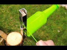 Come ricavare del filo resistente da una bottiglia di plastica [VIDEO]