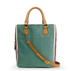 fab Colorblock tote