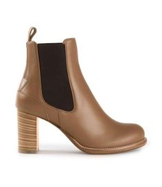 CHLOE 'Bernie' boots