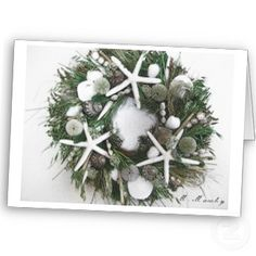 Beautify Your Home with Seashell Displays, Arrangements, Lamps, Art, Wreaths and More Ideas