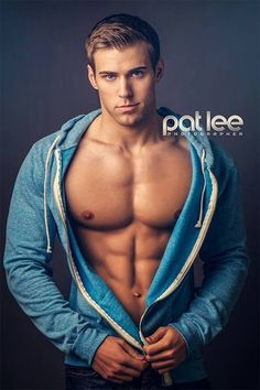 Model: Josh Burkard  Photography by: Pat Lee Photographer...Josh Burkard is a 24-year old bodybuilder and model based in Chicago.
