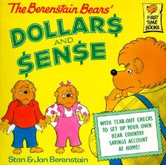 10 great books to teach Financial Literacy with reviews from parents and teachers.