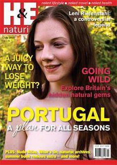 H & E naturist magazine - July 2013.