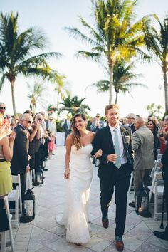 Photography: Daniel Lateulade - daniellateulade.com  Read More: http://www.stylemepretty.com/2014/07/21/coral-aqua-whimsical-garden-wedding/