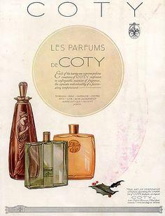 Coty (Perfumes) 1924 Emeraude, Origan