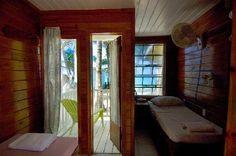 Sivananda Ashram Yoga Retreat: Beach Front Double Room with balcony