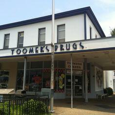 Toomer's!