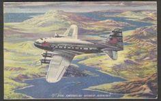 PAA - Pan American Airways - Pan Am Boeing StratoLiner