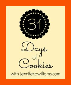 31 Days of Cookies