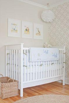 gender neutral baby nurseries